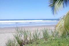 Las Lajas beach