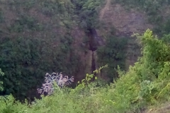 Another view - in the rainy season, this is a waterfall